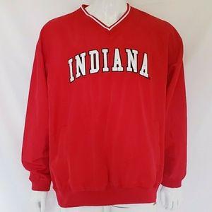 Indiana University Pullover Jacket